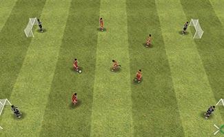 4 Goal Game - Activity for Soccer Goalies