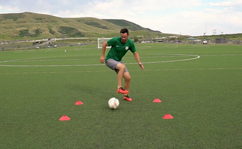 First Touch Soccer Skills Series