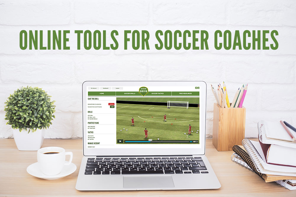 Online Coaching Tools for Youth Soccer Coaches