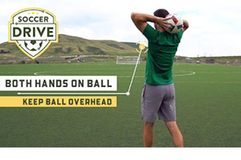 Soccer Ball Throw-Ins