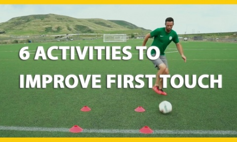 6 Simple Soccer Activities To Develop First Touch