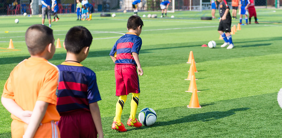 Tips And Drills For Youth Soccer Tryouts Soccerdrive Com